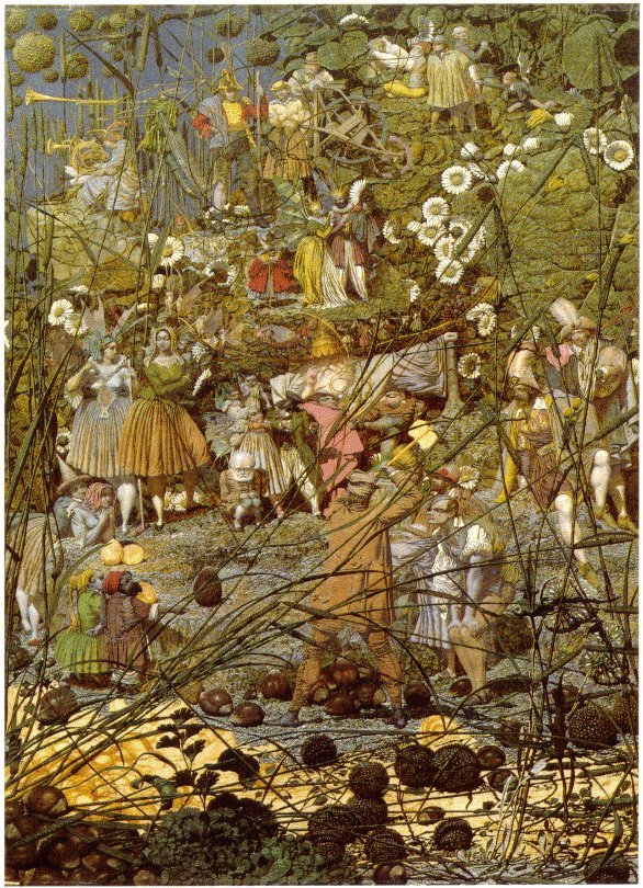 The Fairy Feller's Master Stroke